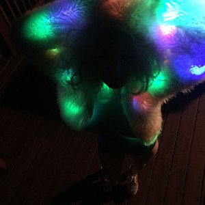 Light-Up-Jacket
